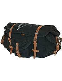 Sac Kakadu Traders Shoulder Bag avec poches extérieures multi-usage et poche intérieure à zip, 5L2816