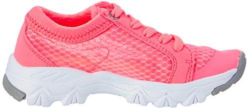 ICEPEAK Walba Jr, Scarpe Sportive Outdoor Unisex – Bambini Rosso (Hot Pink)