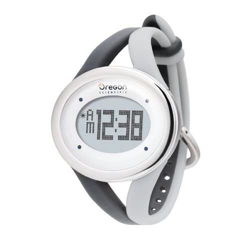 Oregon Scientific SE336 Womens Touch Trainer Heart Rate Monitor – Grey