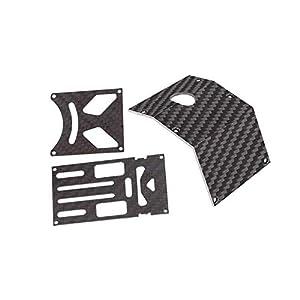 Walkera-Frame Superior, Color Negro, 226511900
