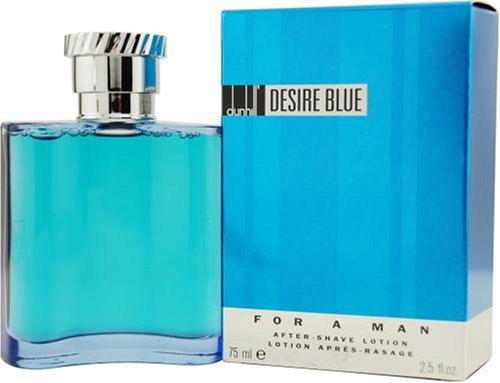 Desire Blue By Alfred Dunhill For Men. Aftershave Lotion 2.5-Ounces by Alfred Dunhill -