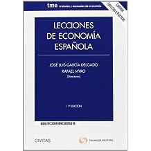 Lecciones de economía española (Tratados y Manuales de Economía)