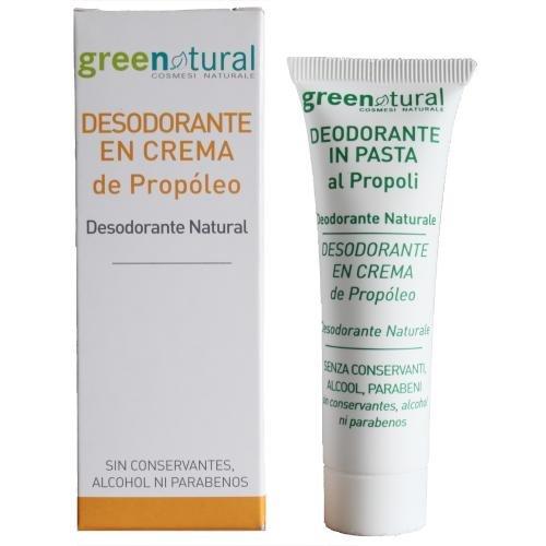 Desodorante en crema Greenatural