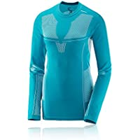 Salomon Women's Primo Warm Ls Cn Seamless Tee T-Shirt