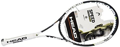 HEAD Erwachsene Schläger Graphene XT Speed Rev Pro, Schwarz/Grün/Weiß, 20, 0726423967569