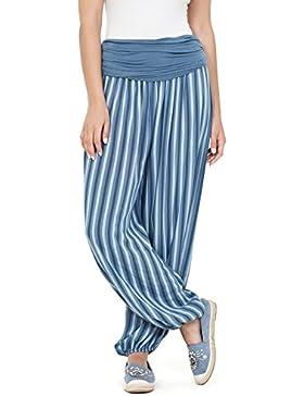 [Patrocinado]Pantalón Yoga Bombacho Rayas