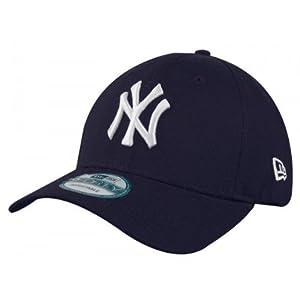 New Era 10531939 - Casquette de Baseball - Homme - Bleu (Navy) - Taille unique (Taille fabricant: Taille unique)
