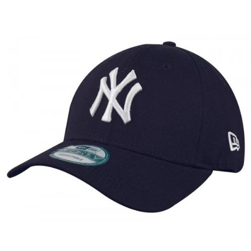 New Era 940 League Basic New York Yankees - Cappello da Uomo, colore Blu, taglia OSFA