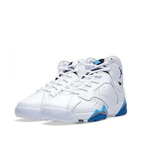 Nike , Jungen Sneaker 38.0 wht/frnch bl-unvrsty bl-flnt g