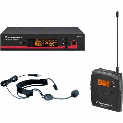 sennheiser-ew 152G31G8INALAMBRICO Schnittstellenkarte Headset mit Mikrofon - G3 Mikrofon Sennheiser