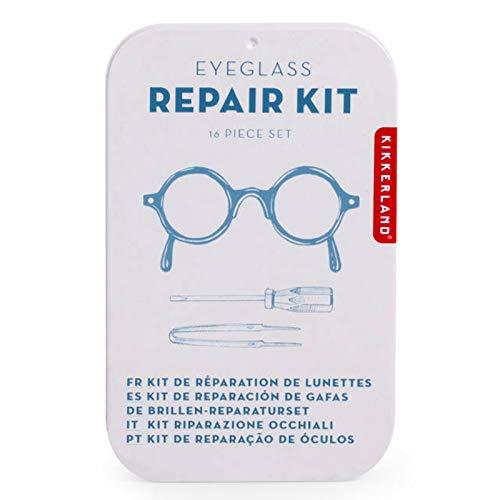 Kikkerland CD133 Eyeglass Repair Kit Brillen-Reparatur-Set