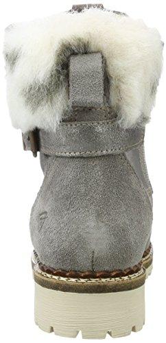 Tamaris 26076, Stivali Donna Grigio (Grey Comb)