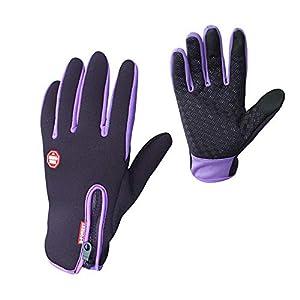 Wasserdichte Touchscreen-Handschuhe Wind Winddichtes Arbeiten Im Freien Golf Radfahren Jagd Klettern Sport Smartphone Handschuhe für Gartenarbeit, Bauarbeiter, Mechaniker