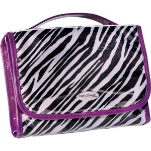 travelsmart-by-conair-hanging-toiletry-bag-zebra