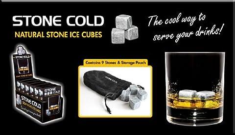 Stone Cold Soapstone Ice Cubes - Pietra Naturale Della Roccia