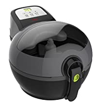 T-fal Actifry Express 2.2 lb (1kg) Capacity FZ750850 Fryer, Black, Fastest and Most Technologically Advanced Actifry Model