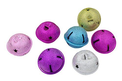 Demarkt Glöckchen Glocke Farbige Glocken 10 PCS (3cm)