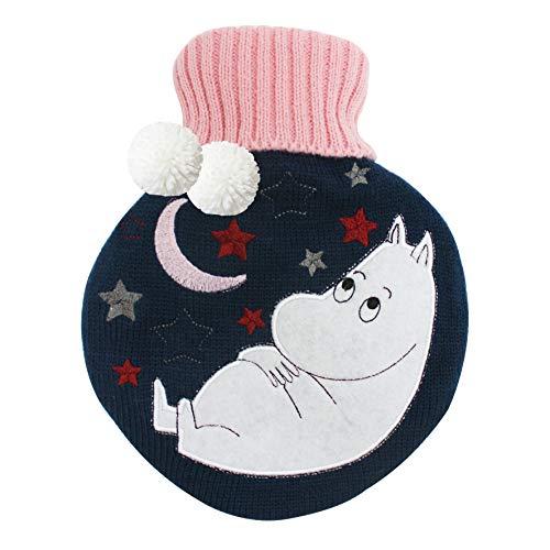 Disaster Designs, Wärmflasche Moomin, Mumin Mond blau