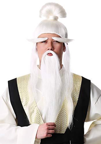 Mei Pai Kostüm - FUN Costumes Adult Kill Bill Pai MEI Wig Standard