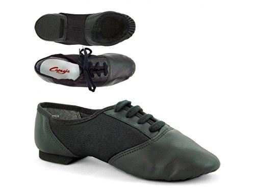 capezio-458-split-sole-jazz-shoe-with-suede-sole-black-55-uk