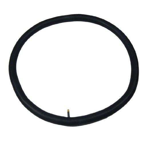 sourcingmap® Bike Bicycle Schrader Valve Rubber Inner Tube 24 x 1.75-1.95 Black (Tube Valve Schrader)