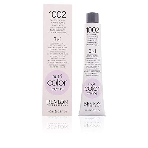 Revlon Cura Capillare Nutri Color Cream 100 ml 1002 Platine Blanc