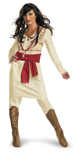 ncess Tamina Deluxe Costume Adult Medium ()