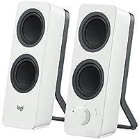 Logitech Z207 Bluetooth-Lautsprecher (PC-Lautsprecher) weiß