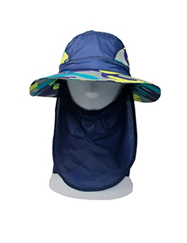 Masque Anti-UV Sun Hat Voyage Loisirs Wild Outdoor Foldable Riding Un Bike Sun Hat ( Couleur : 1 ) 2