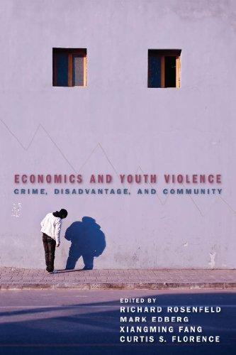 Economics and Youth Violence: Crime, Disadvantage, and Community (English Edition)
