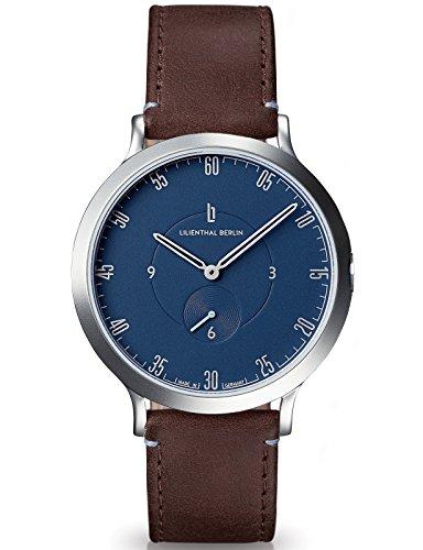 Lilienthal Berlin - Made in Germany - Die neue Uhr aus Berlin....