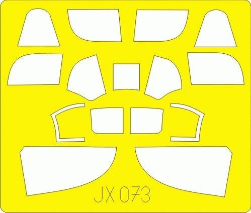 Eduard Accessories jx07330502000P de 39Aira Cobra para Special Hobby Montar