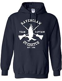 Inspiré par le Quidditch équipe inspirée Harry Potter Ravenclaw Sweat à capuche unisexe
