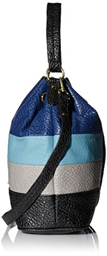 Rosetti Cassandra Drawstring Donna Ecopelle black colorblock