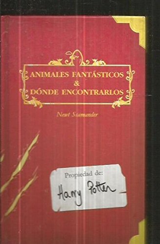 Fantastic Animals & Where to Find Them - Harry Potter