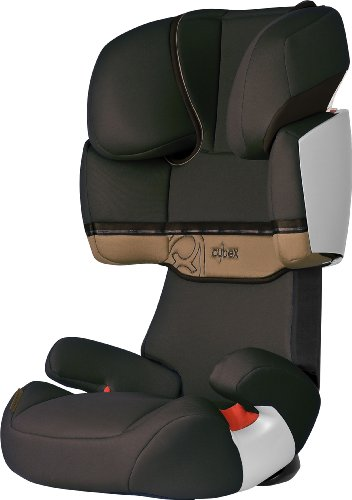 Cybex 050018022 Solution X Cinnamon - brown / dark brown, Kinderautositz Gruppe II / III
