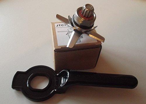 Messerblock JTC Omniblend V Mixermesser Messer mit Werkzeug Saro Tom 2 L 1,5 L