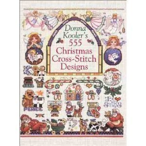 Donna Kooler's 555 Christmas Cross-stitch Designs por Donna Kooler