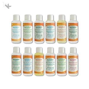 KK Hygiene Premium Sauna Aufguss Konzentrat | hochwertiges Saunaduft Öl Premium Qualität 1 x 200-ml-Flasche | verdampft rückstandslos | Saunaduft Aufguss Konzentrat |
