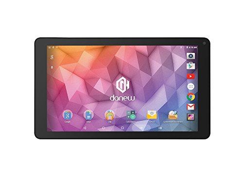 "Danew DSLIDE 1013QC Tablette tactile 10,1""(25,65 cm)(8 Go, Android, 1 Port USB 2.0, 1 Prise Jack, Noir)"