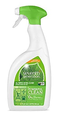Seventh Generation Free and Clear All Purpose Cleaner, 32 Fluid Ounce by Seventh Generation