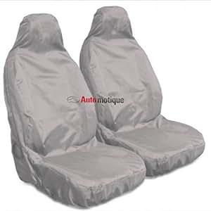 Auto-care Premium Gris étanche Housses de siège 1–1Amu2751