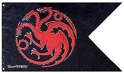 ABYstyle -  GAME OF THRONES - Flagge - Targaryen (70x120)