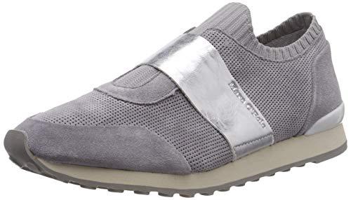 Marc O'Polo Damen Sneaker Grau (Grey 920) 39 EU