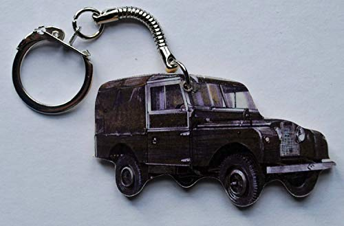Land Rover Series 1 Keyring - WT4K