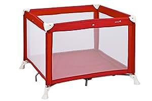 Safety 1st Circus Parc/Lit à Pois Rouge
