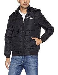 Fort Collins Mens Jacket (N064 AZ_Medium_black)