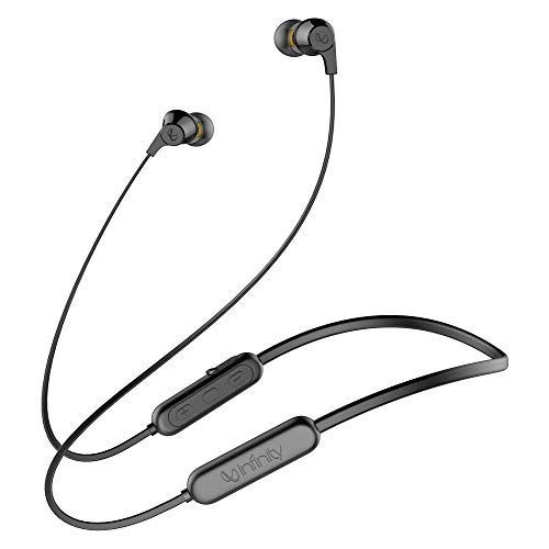 Infinity(JBL) Glide N100 Ultra Lightweight best bluetooth earphones under 1000