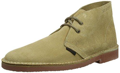 Ben Sherman OLEG Desert Boot, Herren Bootsschuhe, Beige (Sand), 44 EU