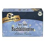 Goldmännchen Guter Schlaf Bachblütentee Schöner Traum, Tee, Blütentee, 20 Teebeutel á 2 g